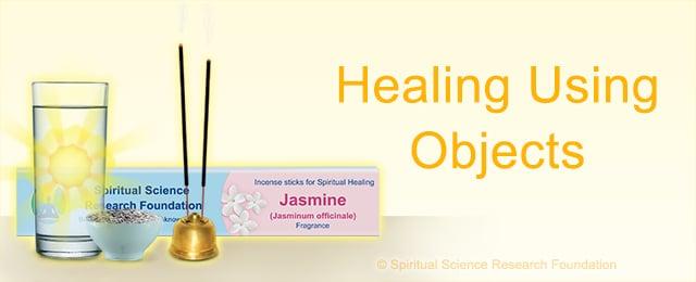 Healing Using Objects