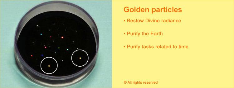 2 Golden Particle