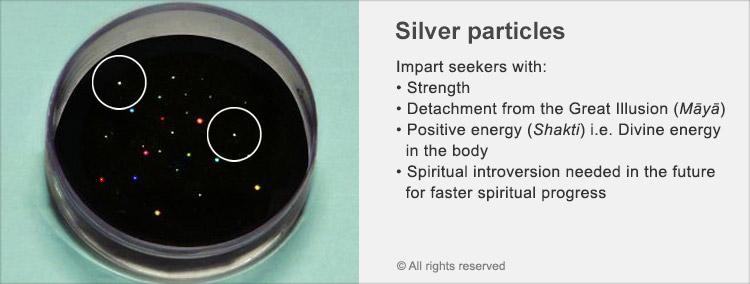 3 Silver Particle