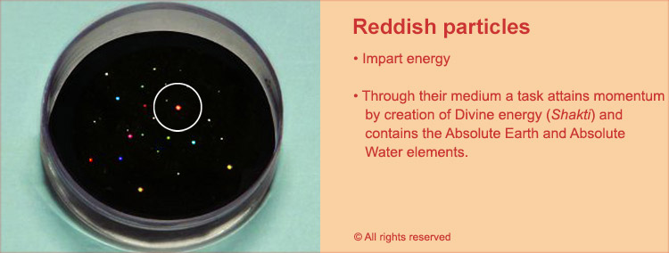 4 Reddish Particles