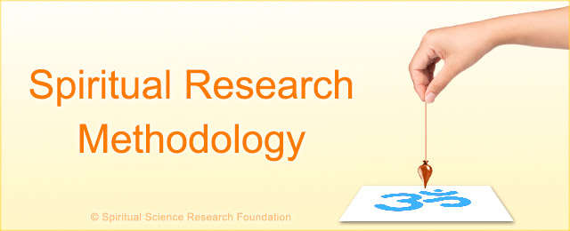 Spiritual research methodology