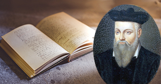 Spiritual research on the Life and Predictions of Nostradamus