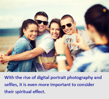 The rise of digital photography