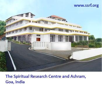 The Spiritual Research Centre and Ashram, Goa, India