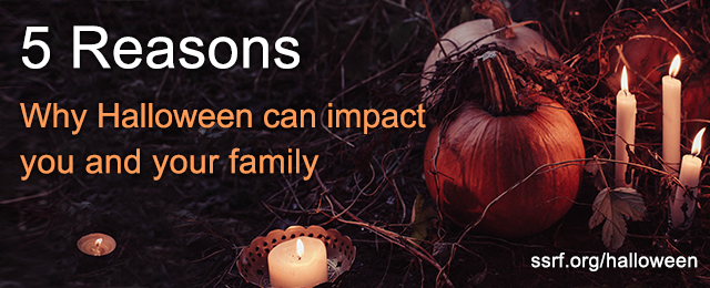 5 Reasons why Halloween can impact You and Your Family