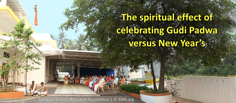 The spiritual effect of celebrating Gudi Padwa