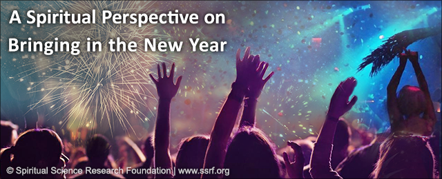 The spiritual effect of celebrating New Year's
