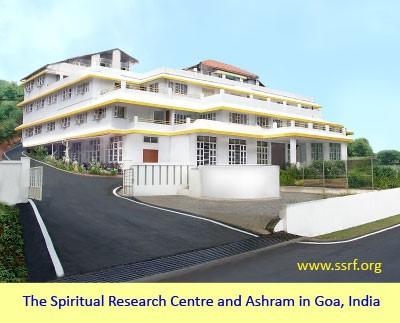 Figure 1 - Spiritual Research Centre and Ashram, Goa, India