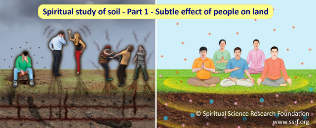A spiritual study of soil - Part 1