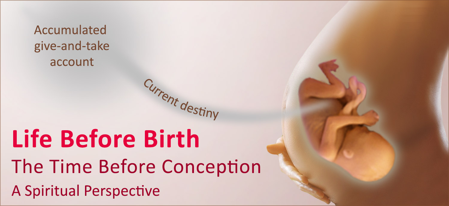 Life before birth: the time before conception