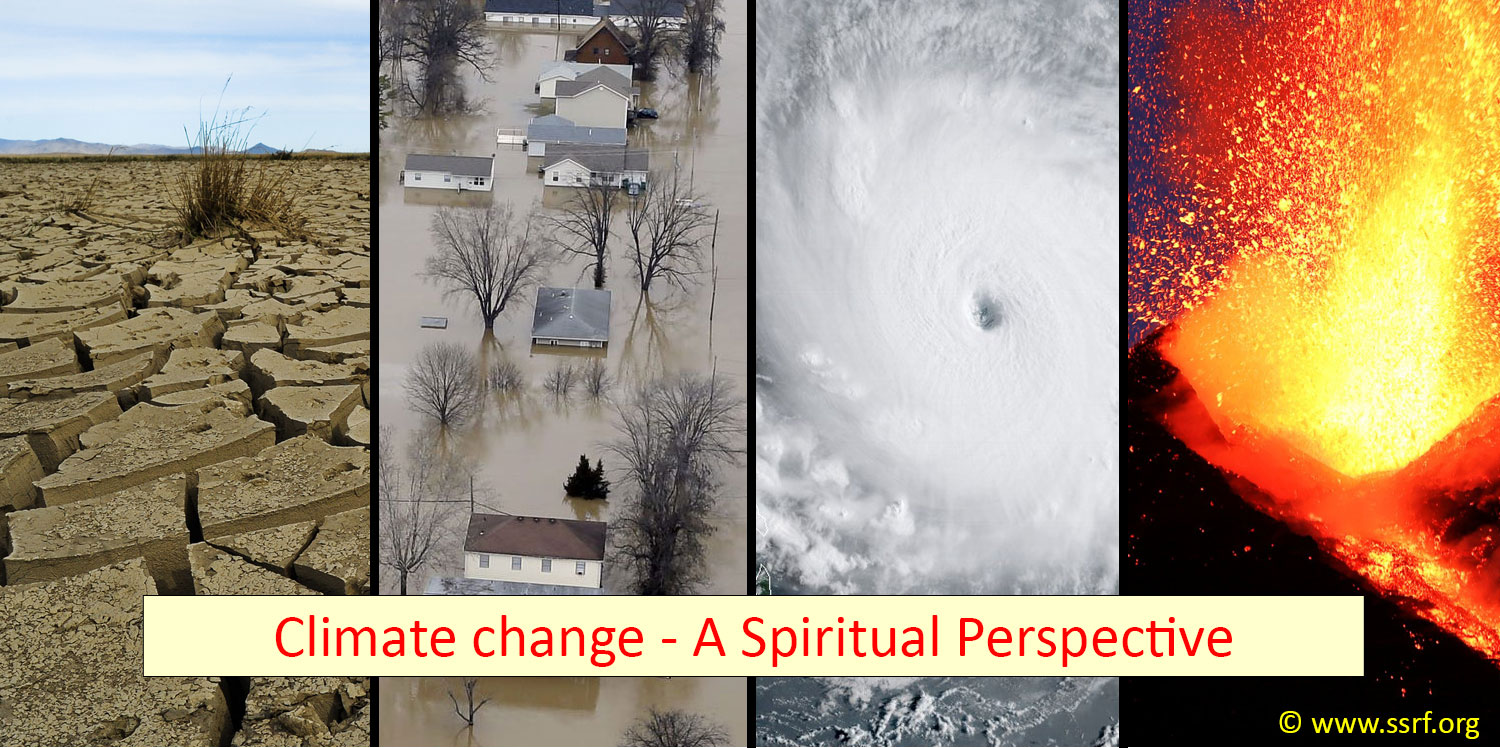 Causes and solutions of climate change