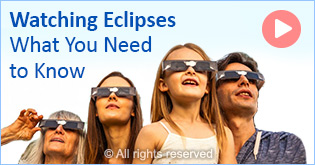 Watching Eclipses - What You Need to Know
