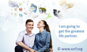 Affirmation for life partner