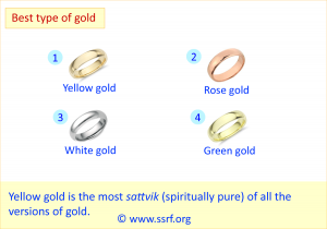 Best type of gold