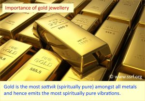 Importance of gold jewellery