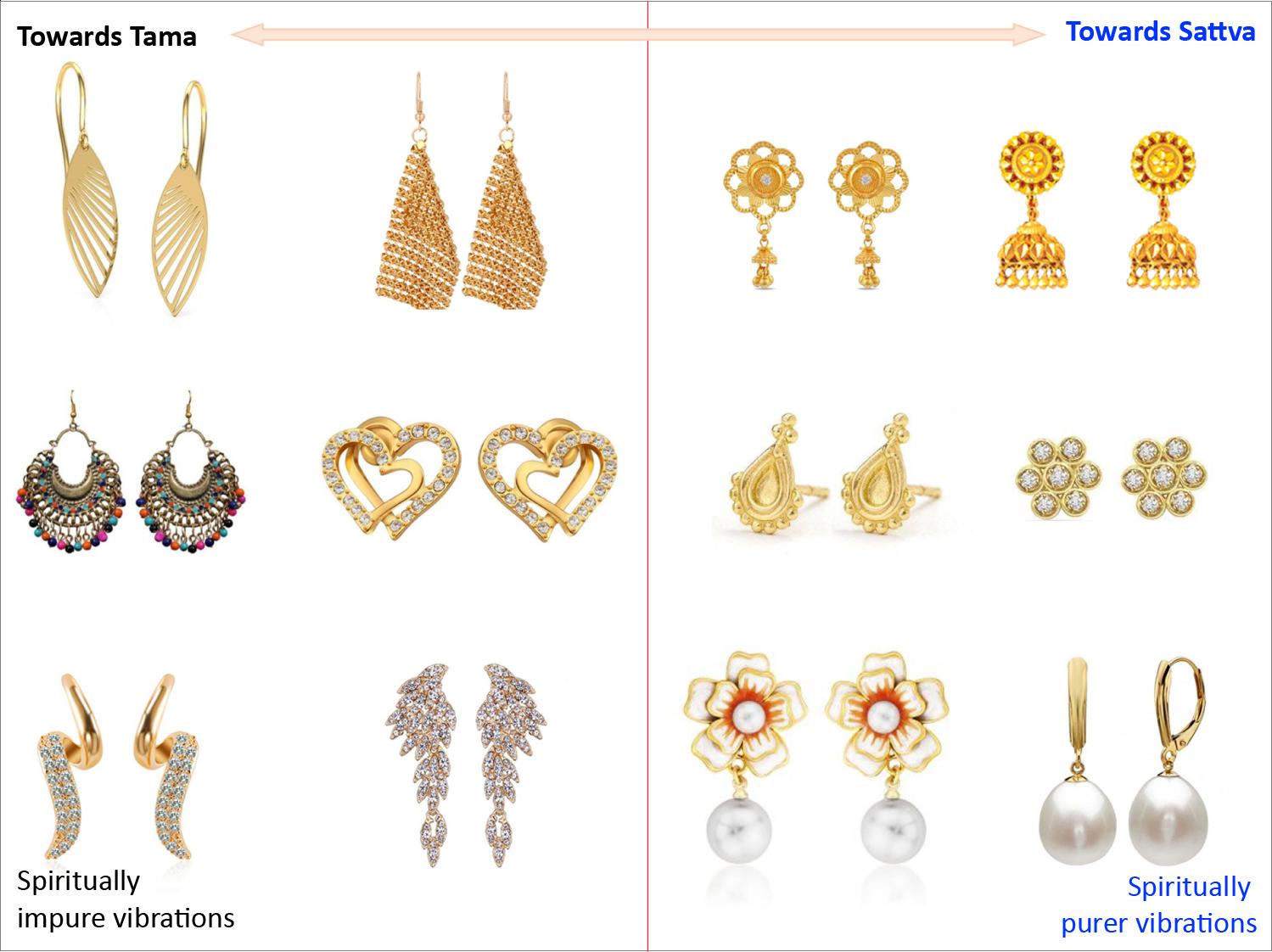 Slide-Earrings