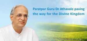 Paratpar Guru Dr Athavale paving the way for the Divine Kingdom
