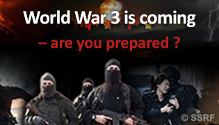 World War 3 is coming - Are you prepared ?