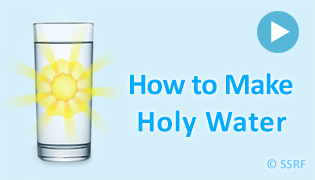 How to Make Holy Water