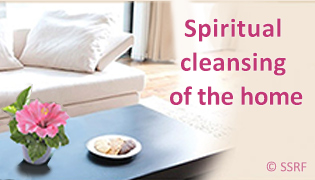 Spiritual cleansing of the home