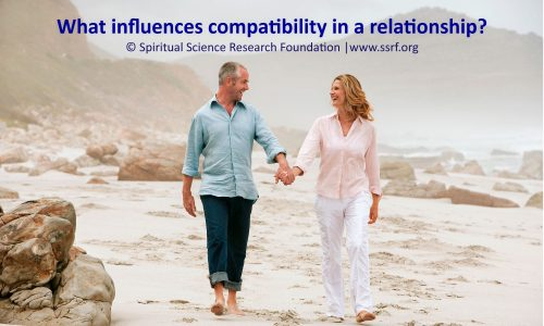 What influences compatibility in a relationship ?