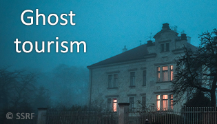 Ghost tourism