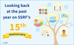 Looking back at the past year on SSRF's 15th Anniversary
