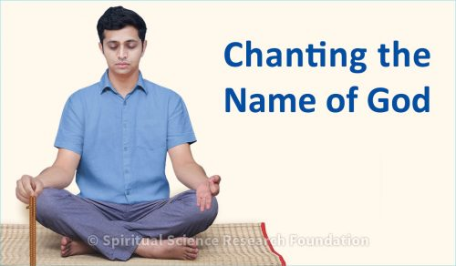 Chanting the Name of God