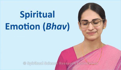 Spiritual Emotion (Bhav)