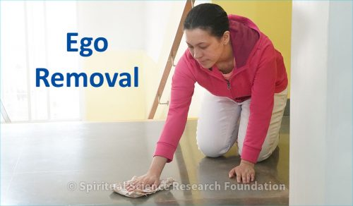 Ego removal