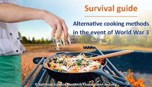 Survival guide - Alternative cooking methods in the event of World War 3