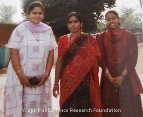 Il viaggio spirituale verso la Santità di S.S. Bhavana Shinde