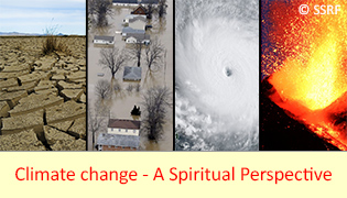 Climate Change - A Spiritual perspective