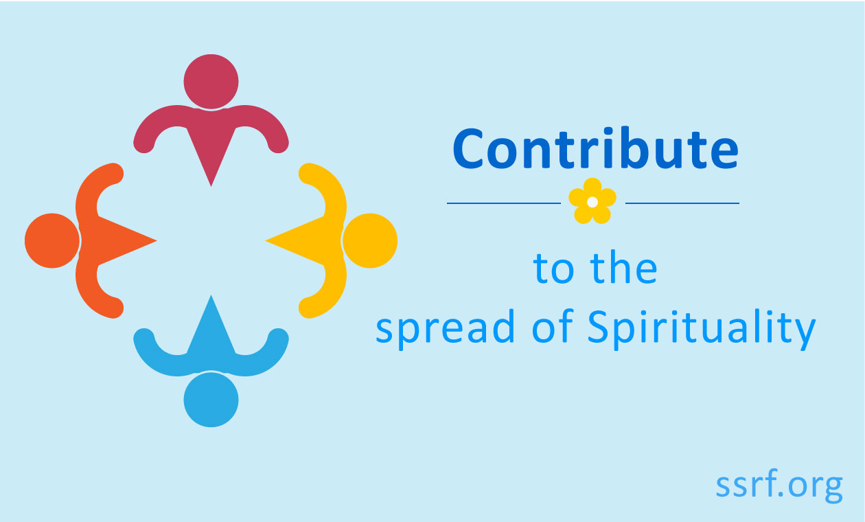 Contribute to the spread of Spirituality