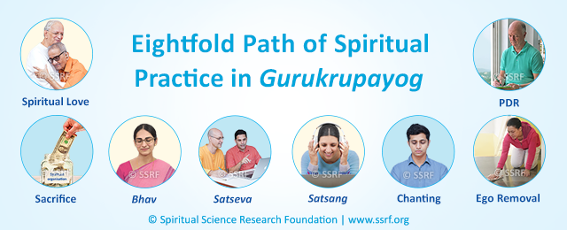 8 Steps of daily spiritual practice for faster spiritual growth