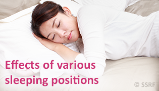 Effects of Various Sleeping Positions