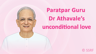 Part 1 – Paratpar Guru Dr Jayant Balaji Athavale's unconditional love for humanity