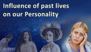 Past lives influence on our Personality