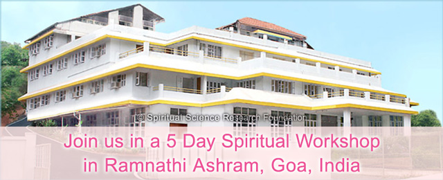 5 day Spiritual Worskhop in India