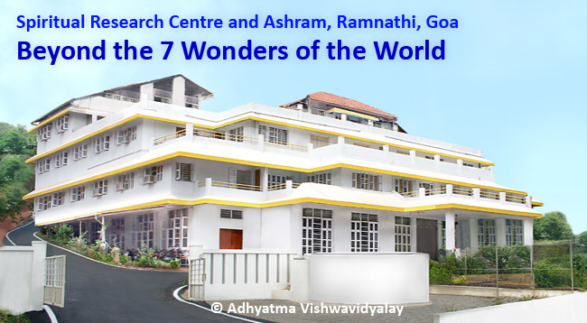 Spiritual Research Centre and Ashram, Ramnathi, Goa