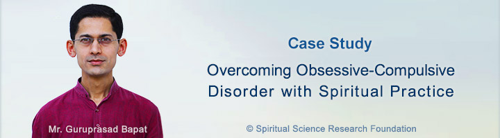 case study of a person with ocd Experiences of individuals suffering from obsessive compulsive disorder: a qualitative study abstract this study was aimed at giving voice to the experiences of four.