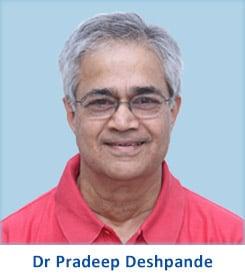Dr Pradeep Deshpande