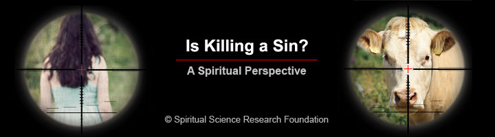 Killing and sin
