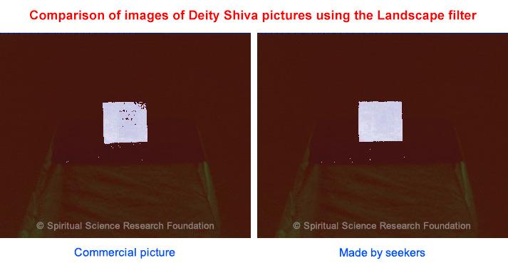 Landscape filter comparison