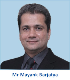 Mr Mayank Barjatya