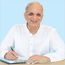 His Holiness Dr. Jayant Balaji Athavale