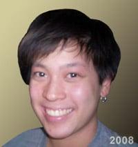 Radha in 2008