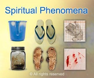 Spiritual Phenomena through psychic ability
