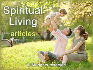 Sixth sense and spiritual Living articles