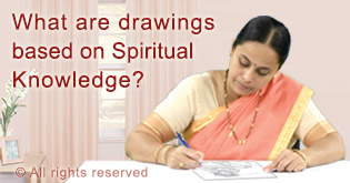 What are drawings based on Spiritual Knowledge?